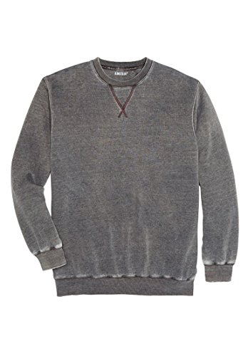 Kingsize Mens Tall Lightweight Sweatshirt