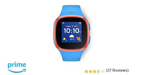 Alcatel V-Kids Watch by Vodafone Reloj Inteligente para niños con ...