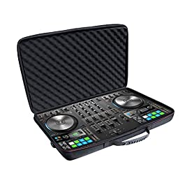 Zaracle S4 Mk3 Case,Portable Carrying Case Hardshell Suitcase Storage Bag Travel Case For Native Instruments Traktor…