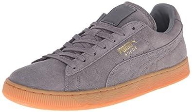 Amazon.com | PUMA Suede Winter Gum Sneaker | Fashion Sneakers