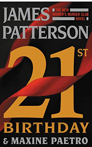 Book Cover: 21st Birthday