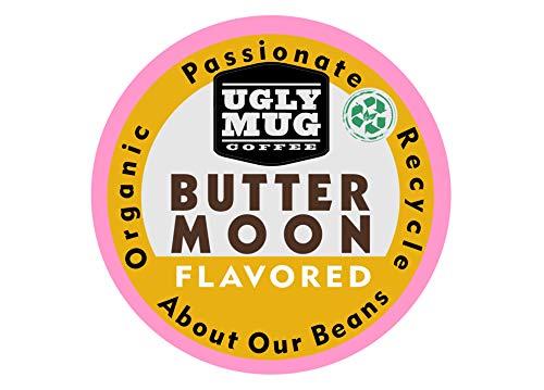 Ugly Mug Coffee Signature Flavored Organic Recyclable K Cups (Buttermoon, 96 - Signature Mug Coffee