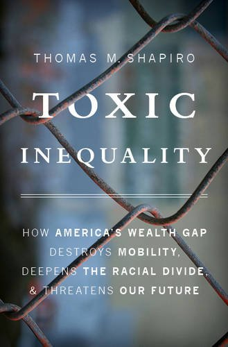 Toxic Inequality: How America's Wealth Gap Destroys Mobility, Deepens the Racial Divide, and T