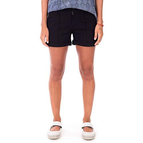 Shorts Costura - Preto - Tam 38