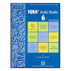 Read Online IQRA' Arabic Reader Workbook: Level 6 PDF
