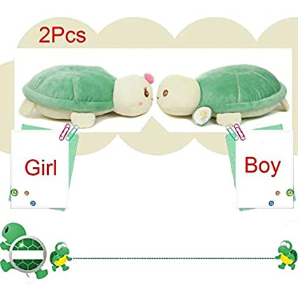 Katedy 11.8 Stuffed Animal Turtle Plush Interactive Toys For Kids Adults,Lovely Green Stuff Turtles Doll Soft Cotton Safe And Comfortable For Boys Girls,Use As A Home Office Decor Or Throw Pillow kya1704
