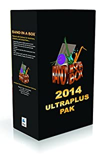 Band-in-a-Box Pro 2014 MAC UltraPlusPAK (Mac-Hard Drive) (B00MOSA4A2) | Amazon Products