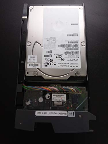 (5524269D Hitachi 146gb 10000rpm Fibre Channel Hard Drive)