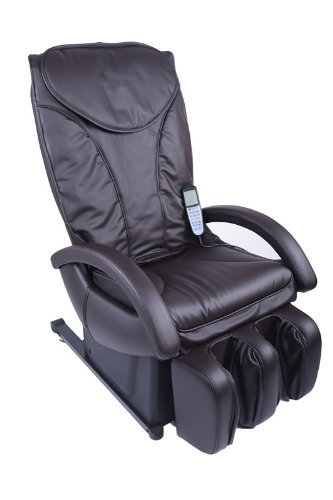 Captivating New Full Body Shiatsu Massage Chair Recliner Bed EC 69