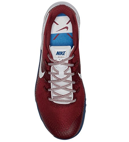 4 Blue white Cross gym De Chaussures Metcon Team Nike Homme Red FBq56n
