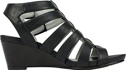 Cliffs 6 Size 0 Casual Toe Black Womens Round White by Mountain VIVALDI vqHvrTZ