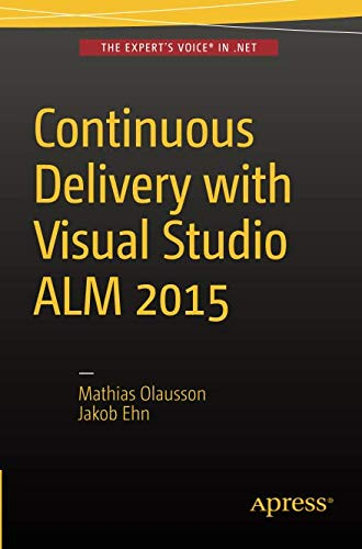 Software Vso (Continuous Delivery with Visual Studio ALM  2015)