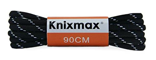 Couleurs Cm Et 6 Ronds Blanc Longueurs Lacets Knixmax 5 Nylon 150 Indéchirables Noir Polyester 90 4Sx0qwU7w