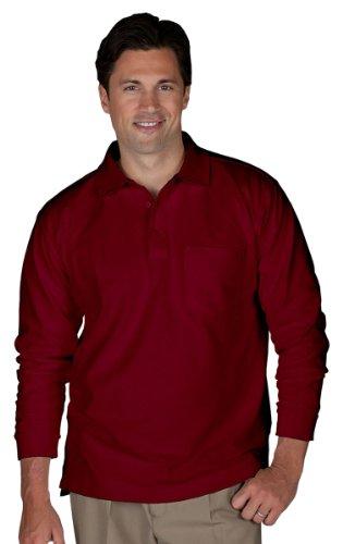 Edwards Unisex Sleeve Pique Pockets product image