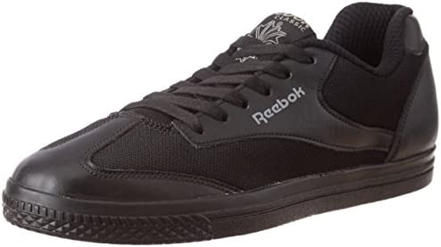 Reebok Classics Boys Class Buddy Black School Shoes (1.5 UK India) (32.5 a83d207be