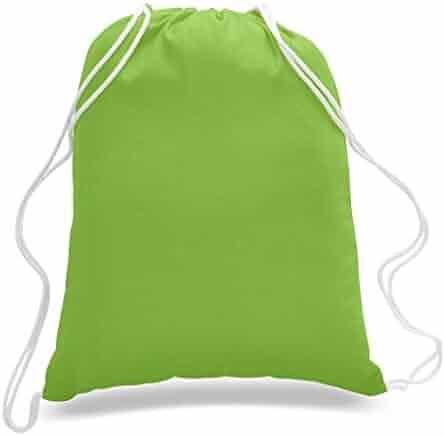 527d4b584d5b Shopping 1 Star & Up - Ivory or Greens - Drawstring Bags - Gym Bags ...