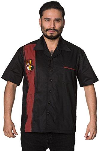 Xl Retro Bowling Shirt - 8