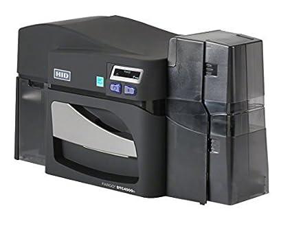 Fargo DTC4500 doble cara Impresoras - entrada Dual (estándar ...