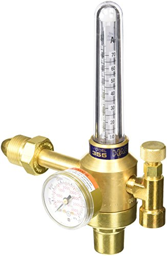 J.W. Harris 3100200 Flowmeter Regulator, 355-2-AR-580