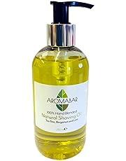 Aceite Afeitado Natural Árbol Del Té Bergamota & Lima 250ml