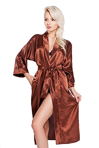 VA VA64 Fashion Vestaglia Schokolade donna 4rT4Aq