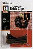 Brick Clip Clips Onto Interior Or