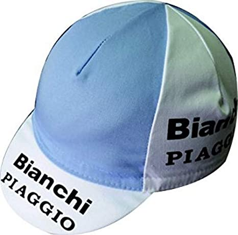 Apis Cappellino Ciclismo Team Vintage Bianchi Piaggio Cycling cap HOSTED BY  PRO  Line 646b8a989c11