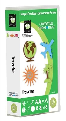 Creative Memories Cricut Cartridge Traveler by Provocraft