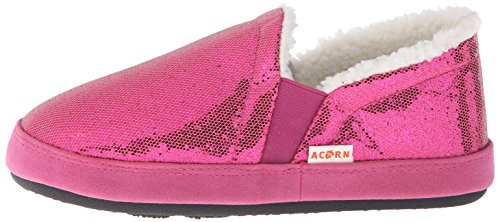 Pictures of Acorn Kids Colby Gore Moc Slipper Black 12 none US Girl 5