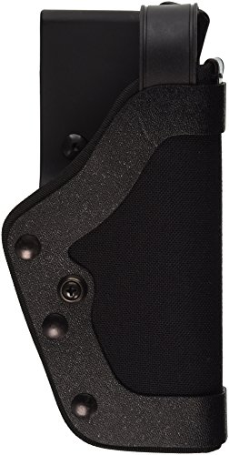 Uncle Mike's Kodra Nylon Pro-2 Dual Retention Duty Jacket Holster (21, Right Hand)