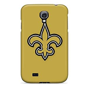 Premium Sfh17805oBcC Cases With Scratch-resistant/ New Orleans Saints 6 Cases Covers For Galaxy S4