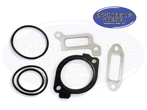 LLY Duramax 2004.5-2005 Fuel Pressure Regulator Install Gasket Kit