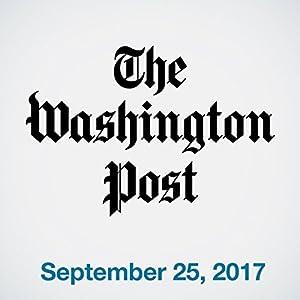September 25, 2017 Audiomagazin von  The Washington Post Gesprochen von: Sam Scholl