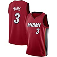 Basketball Wade Miami Swingman Jersey with Shorts