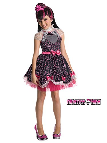 Rubies Monster High Deluxe Draculaura Sweet 1600 Child Costume-Large ()