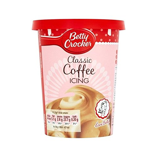 Betty Crocker Classic Coffee Icing 400g - Pack of 2