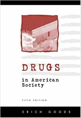 Drugs in american society erich goode 9780070244955 amazon books fandeluxe Choice Image