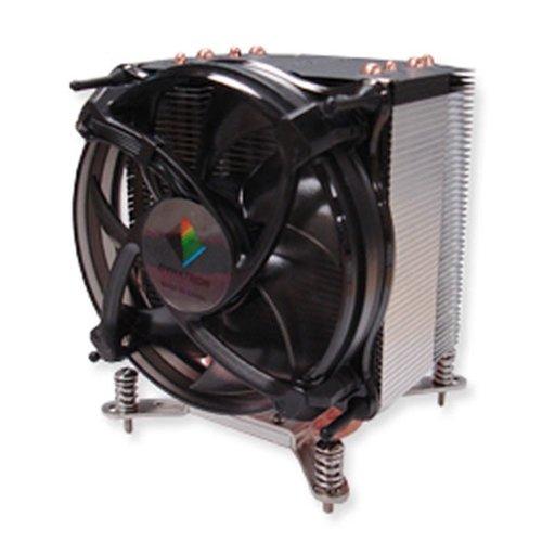 Dynatron K17 Processeur Refroidisseur ventilateur, refroidisseur et radiateur - Ventilateurs, refoidisseurs et radiateurs (Processeur, Refroidisseur, LGA 1156 (Socket H), Intel® Pentium®G, 9,2 cm, 1000 tr/min)