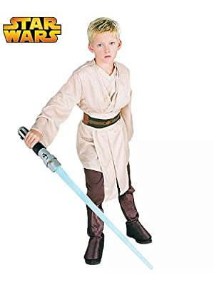 Star Wars Childs Deluxe Jedi Knight Costume Small from Rubies