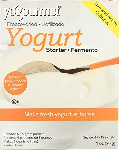 (NOT A CASE) Freeze-Dried Yogurt Starter ()