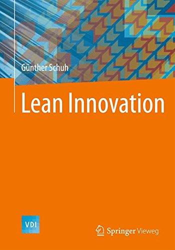 Lean Innovation (VDI-Buch)