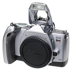 Canon EOS Rebel Ti 35mm SLR Camera