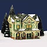 Department 56 Snow Village Stick Style House by Department 56