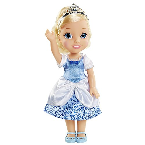 Disney Cinderella Princess (Disney Princess Cinderella Toddler Doll)