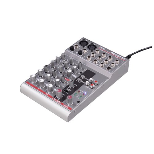 Phonic Mixer-Unpowered (AM85) by Phonic (Image #2)