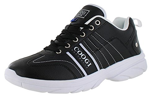 Coogi Chambers Men's Athletic Shoes Casual Sneakers Black Size 7.5