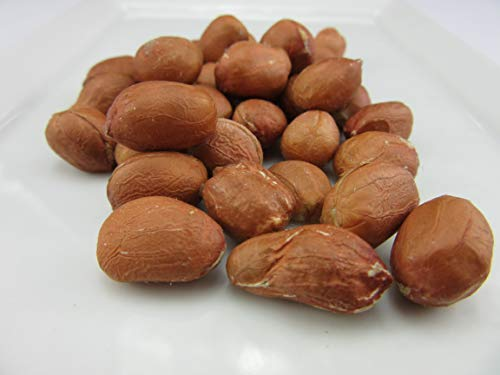 Jumbo Peanuts (Arachis hypogaea) Seeds by Robsrareandgiantseeds UPC0764425787150 Non-GMO,Organic,USA Grower,Landrace,1115-A Package of 25 Seeds
