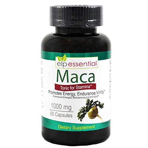 Cheap Maca Capsules Tonic For Stanuba Promotes Energy, Endurance, Virility 1000 mg X 60 Capsules