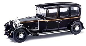 RickoRicko 9838254  RickoRicko - Coche en miniatura, reproducción de Rolls Royce Phantom II color negro [Importado de Alemania]
