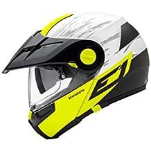 Schuberth E1 Crossfire Yellow Helmet (SIZE S 55)